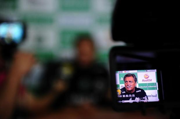 Intervalo: Pontuar em Goiânia é obrigação para o Juventude Marcelo Casagrande/Agencia RBS