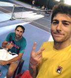 Tenista Marcelo Demoliner vence na Bélgica e se aproxima de mais uma final nas duplas Divulgação / Facebook/Facebook