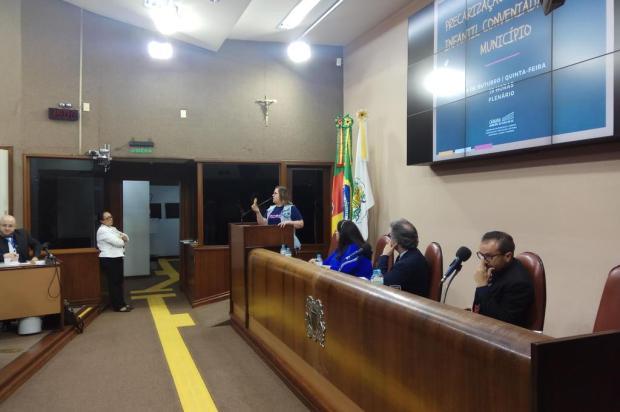 Em audiência pública, educadores voltam a denunciar irregularidades em escolas infantis de Caxias Lucas Demeda/Agência RBS