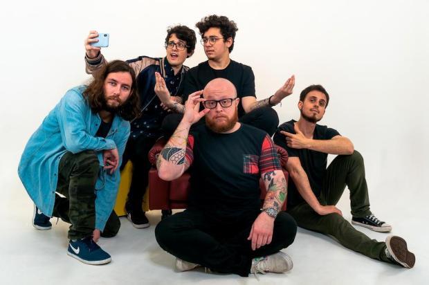 """Agenda: comediantes lançam o show """"Clube dos 5"""" nesta sexta Divulgação/Divulgação"""