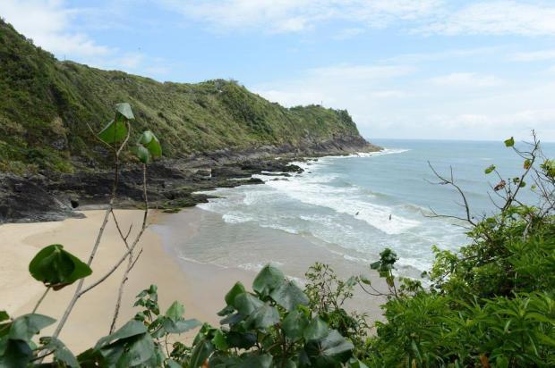 Quer programar as férias de verão? Veja alguns dos locais mais bonitos e menos frequentadas de SC Rafaela Martins/Agencia RBS