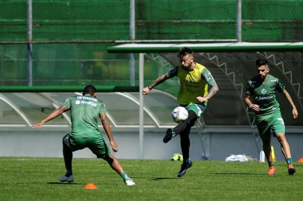 Neuton pega dois jogos de suspensão e desfalca Juventude contra o Vila Nova Marcelo Casagrande/Agencia RBS