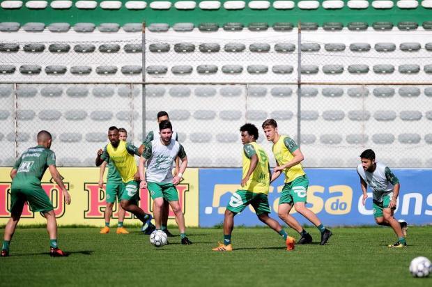 Intervalo: Juventude precisa de uma boa atuação diante do Vila Nova Marcelo Casagrande/Agencia RBS