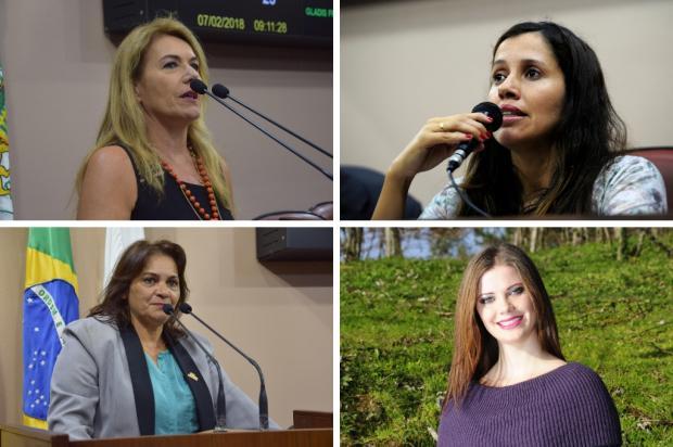 Legislativo terá 4 vereadoras mulheres no ano que vem Pioneiro/