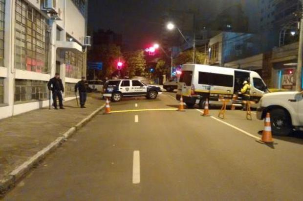 Quase metade dos motoristas abordados em blitz em Caxias estava bêbado Fiscalização de trânsito / Divulgação/Divulgação