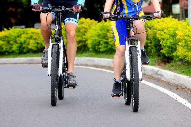 """Passeio Ciclístico """"Marcopolo, vida em Movimento"""" ocorre neste domingo em Caxias Roni Rigon/Agencia RBS"""