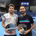 Marcelo Demoliner fica com o vice nas duplas do ATP 250 da Antuérpia Instagram / Divulgação/Divulgação