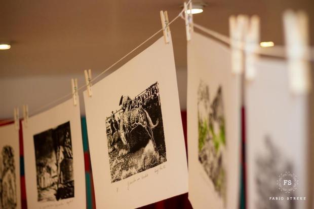 3por4: Centro Assistencial Vitória promove 2º Varal Arte Com Amor, em 13 de novembro Fábio Streke/divulgação
