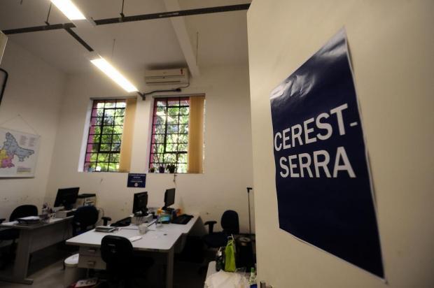Ministério Público do Trabalho avalia possível sucateamento do Cerest em Caxias do Sul Marcelo Casagrande/Agencia RBS