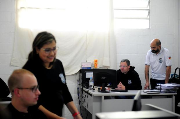 Novos agentes irão monitorar mais 460 detentos em Caxias do Sul Lucas Amorelli/Agencia RBS