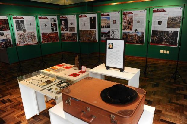 Mostra no Museu dos Capuchinhos, em Caxias, reconta história polonesa Porthus Junior/Agencia RBS