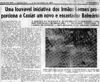 Pioneiro 70 anos: o Balneário Lermen em 1948 Centro de Memória da Câmara de Vereadores de Caxias do Sul / reprodução/reprodução