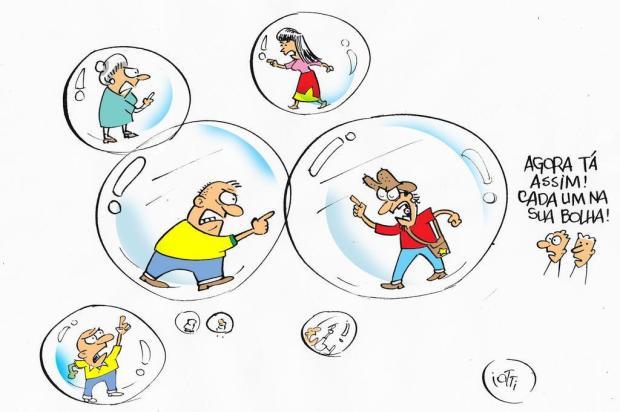 Iotti: cada um em sua bolha Iotti/Iotti
