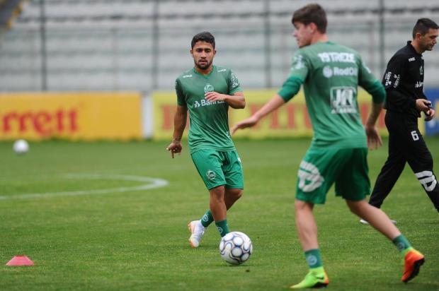 Foco só no Sampaio: Juventude e a atenção ao jogo de sexta-feira Porthus Junior/Agencia RBS