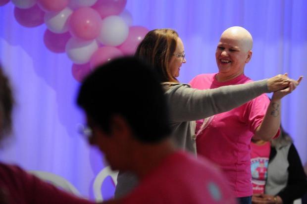 """""""Não somos menos mulher por não ter cabelo"""": com câncer de mama, elas ensinam sobre autoestima Felipe Nyland/Agencia RBS"""