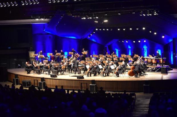 3por4: Orquestra Sinfônica de Porto Alegre faz show em 1º de novembro, na Fundação Casa das Artes, em Bento Mariana Sirena/Divulgação