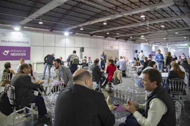 Projeto Comprador gera mais de R$ 6 milhões em negócios para vinícolas Augusto Tomasi/Divulgação
