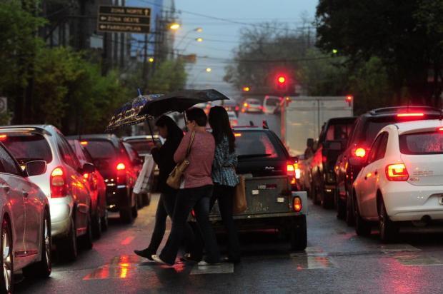Sexta-feira será mais um dia chuvoso no Rio Grande do Sul Porthus Junior/Agencia RBS