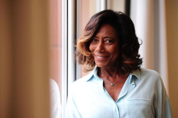 """""""Nós, mulheres, já temos o poder. Precisamos ter o direito de exercitá-lo"""", afirma a jornalista Glória Maria Diogo Sallaberry/Agencia RBS"""