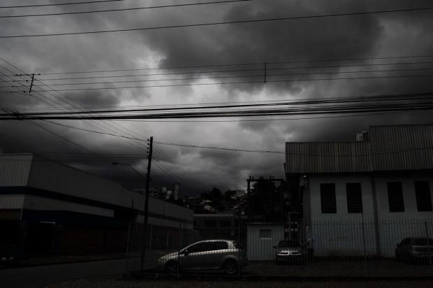 Final de semana de eleição será chuvoso em todo o Estado Diogo Sallaberry/Agencia RBS
