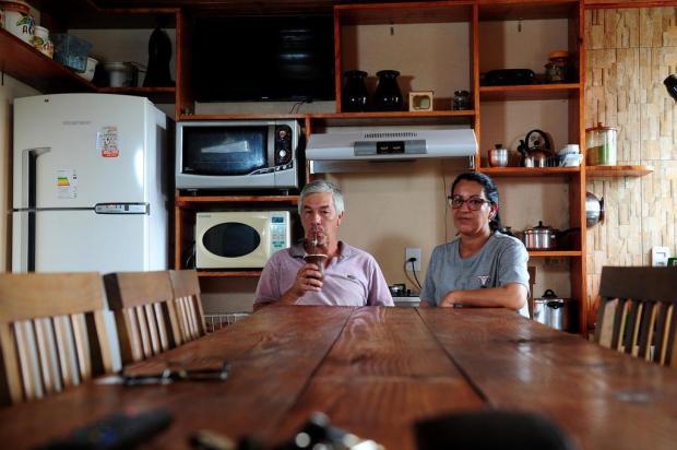 Família acompanhada pelo Pioneiro há quatro anos renova expectativas com as eleições Lucas Amorelli/Agencia RBS