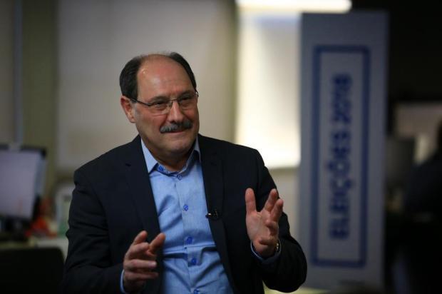 As propostas de José Ivo Sartori , candidato do MDB a governador Tadeu Vilani/Agencia RBS