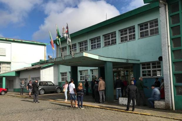 Início da votação em Caxias tem grande movimento e duas urnas trocadas Diego Mandarino/Agência RBS