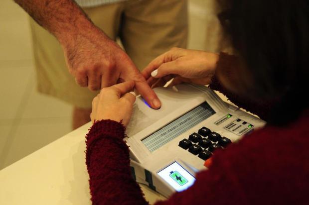 Cartório Eleitoral contabiliza 15 urnas substituídas em Caxias do Sul Diogo Sallaberry/Agencia RBS