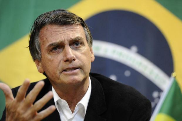 """""""Queremos acabar com os radares"""", volta a dizer Bolsonaro Patrick Rodrigues/Agencia RBS"""