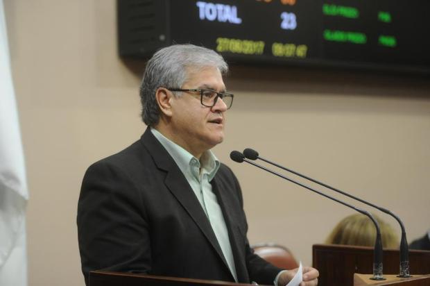 """""""O recado é bem claro, que é o de total mudança"""", afirma presidente do Legislativo de Caxias do Sul Diogo Sallaberry/Agencia RBS"""