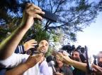"""""""Vamos trabalhar para reduzir impostos e dar espaço para quem produz"""", diz Eduardo Leite Lauro Alves/Agencia RBS"""