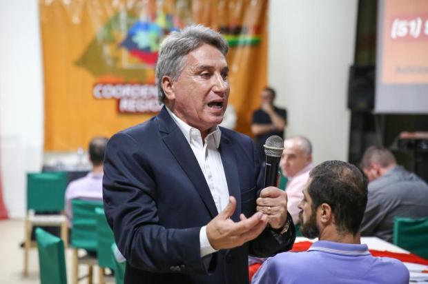 """""""Desejamos que construa caminhos de unidade"""", diz Germano Rigotto sobre Bolsonaro Pedro Tesch/Divulgação"""