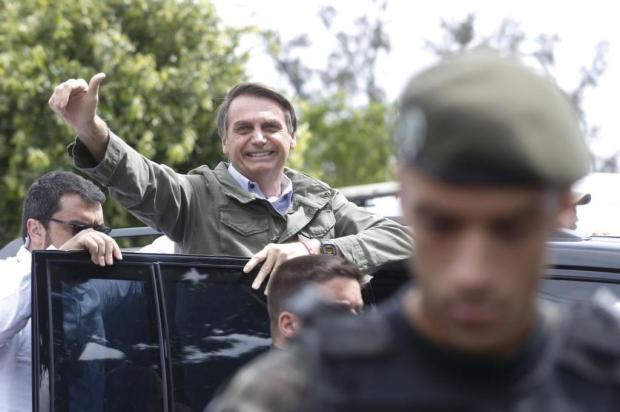 Mirante: Bolsonaro jura que manterá democracia Tânia Regô,Agência Brasil/Divulgação