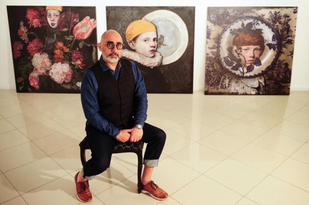 Agenda: última semana para visitar a mostra de Sérgio Lopes na Galeria Gerd Bornheim, em Caxias Diogo Sallaberry/Agencia RBS