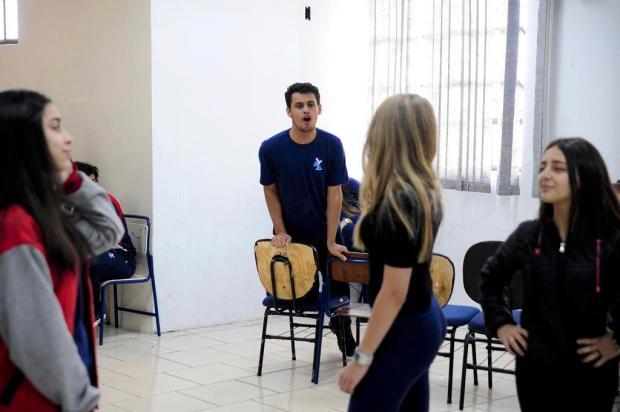 Mostra de Teatro Estudantil levará 13 peças à Casa da Cultura, em Caxias Diogo Sallaberry/Agencia RBS