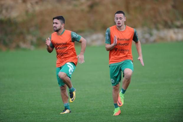 Juventude poderá ter duas mudanças para encarar o Brasil-Pel Porthus Junior/Agencia RBS