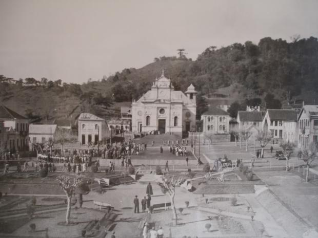 Memória: Antônio Prado recorda a tragédia de 1936 Prati Fotos Antigas / reprodução/reprodução