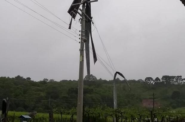 Chuva continua nesta quinta-feira na Serra Douglas Pasuch/Divulgação