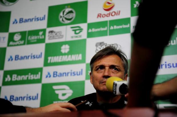 Winck encaminha time do Juventude com Gabriel Valentini Lucas Amorelli/Agencia RBS