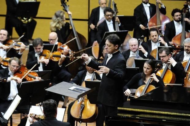 Agenda: Bento recebe a Orquestra Sinfônica de Porto Alegre nesta quinta Ronaldo Bernardi/Agencia RBS