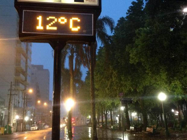 Relógios de rua de Caxias do Sul serão substituídos e quantidade será ampliada André Fiedler/Agência RBS