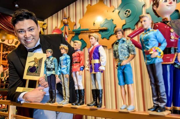 3por4: saiba quem é o maior colecionador de bonecos Ken do Brasil Leandro Teixeira/Divulgação