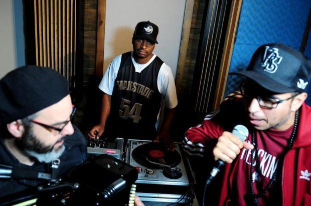 Projeto RAPajador mistura hip hop e cultura gaúcha em Caxias Lucas Amorelli/Agencia RBS