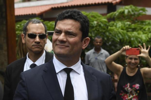 Mirante: reflexos da ida de Moro para o governo MAURO PIMENTEL/AFP