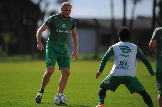 Sem jogar a tolha: Juventude e a crença na permanência na Série B Felipe Nyland/Agencia RBS