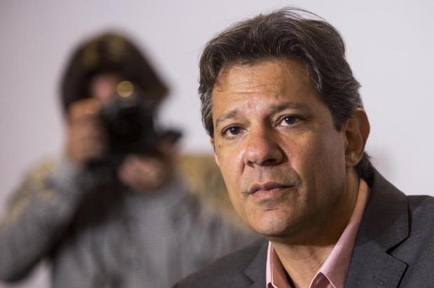 Nova Pádua: os 134 eleitores invisíveis de Fernando Haddad Daniel RAMALHO/AFP