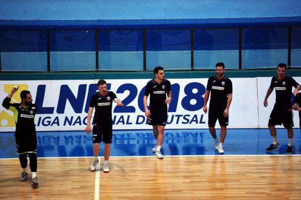 ACBF x Uruguaianense será nos dias 14 e 21 nas semi da Liga Gaúcha Marcelo Casagrande/Agencia RBS