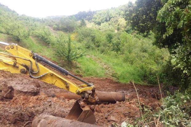 Fornecimento de água começa a ser restabelecido em Caxias do Sul Divulgação/Samae