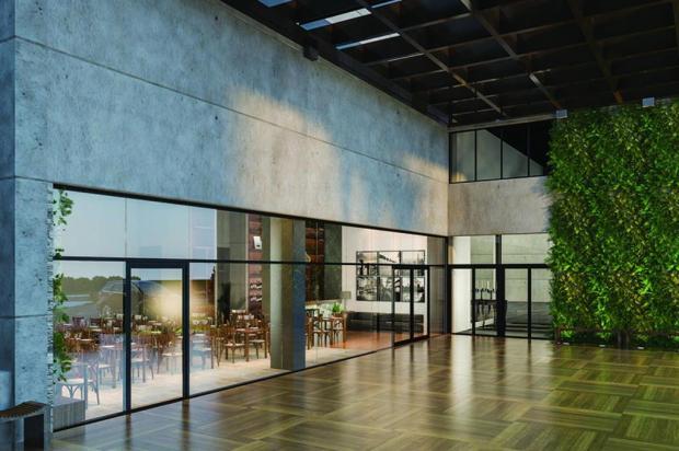 Novo hotel da Serra impulsiona turismo de eventos 3D/divulgação