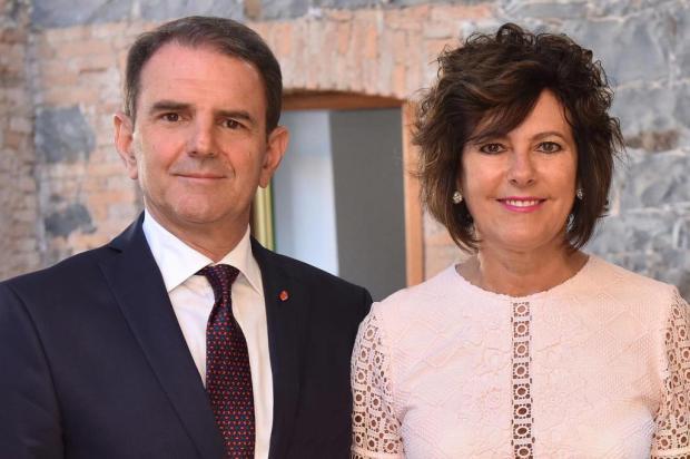 ADCE homenageará casal Dirigente Cristão do Ano Luizinho Bebber/divulgação
